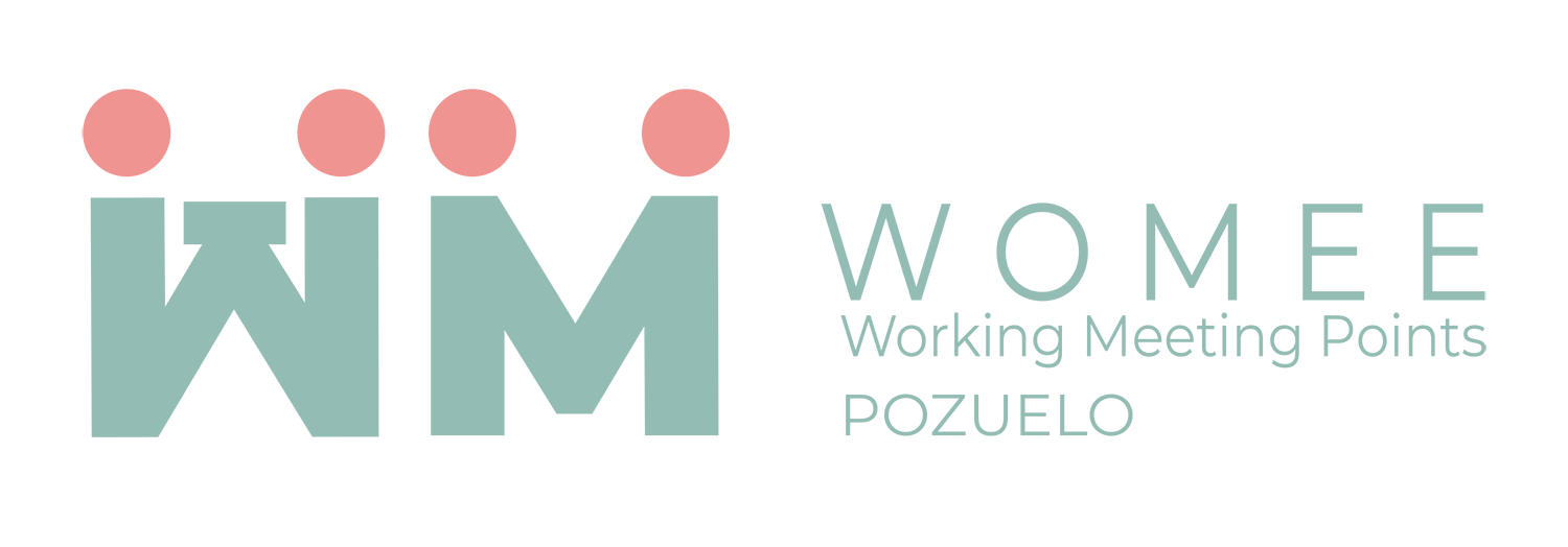 WoMee Working Meeting Points Logo