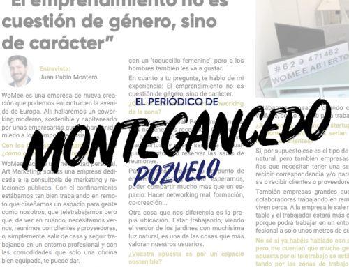 """Beatriz de Andrés Mora, CEO de WoMee : """"El emprendimiento no es cuestión de género, sino de carácter"""""""